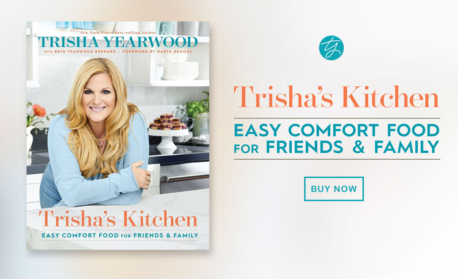 Trisha's Kitchen - Easy Comfort Food For Friends & Family